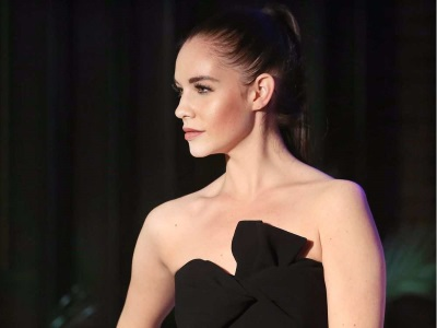 Fashion Show Model