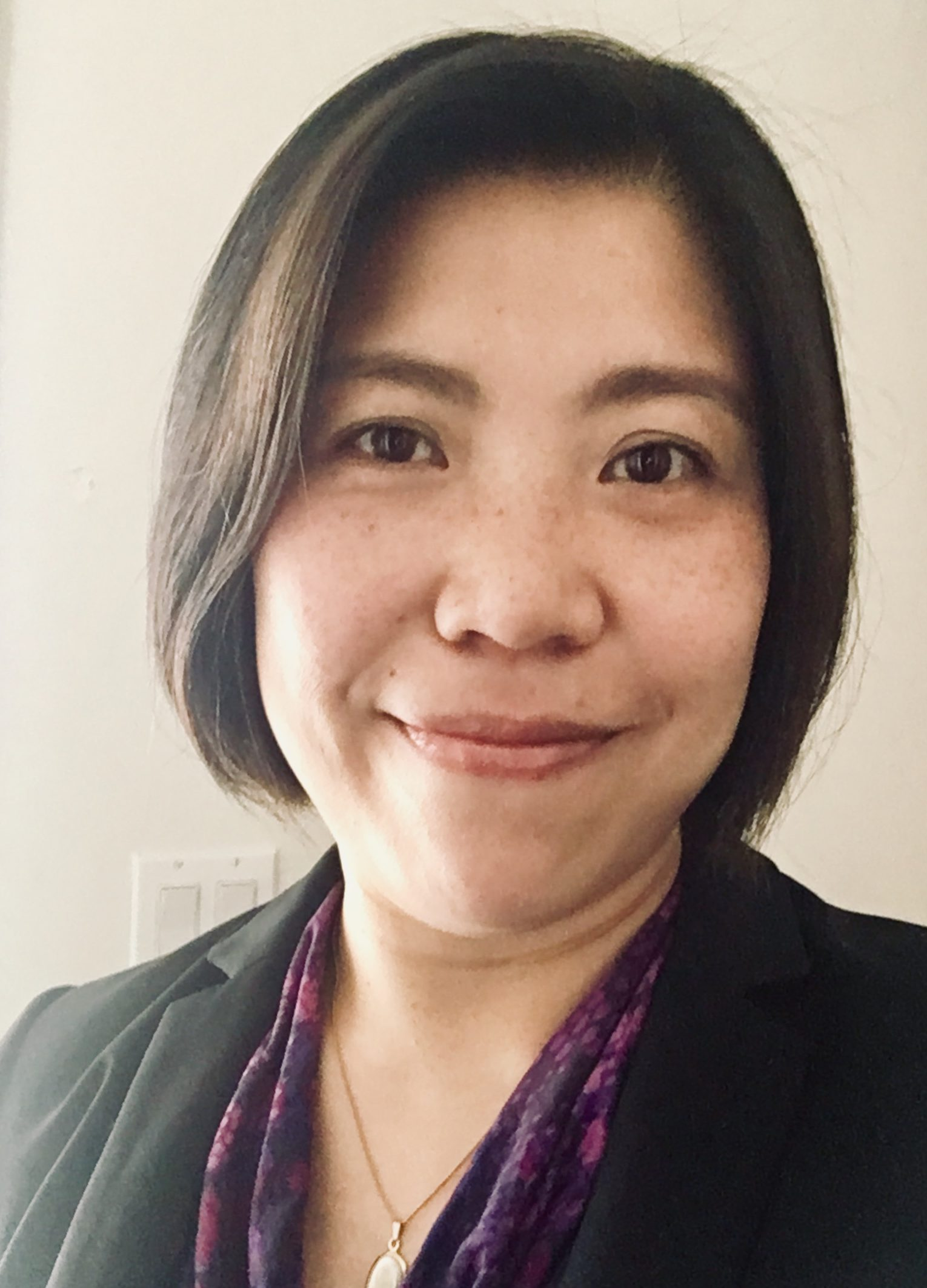 Vivian Wang Business Administrator